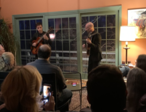 Hear It There Premieres First House Concert!