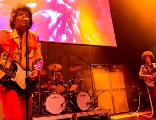 A Celebration of Black History Month – Kiss the Sky: World's Greatest Tribute to JIMI HENDRIX returns to Peekskill!